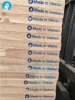 Giá ván ghép, gỗ ghép cao su tại quận Phú Nhuận