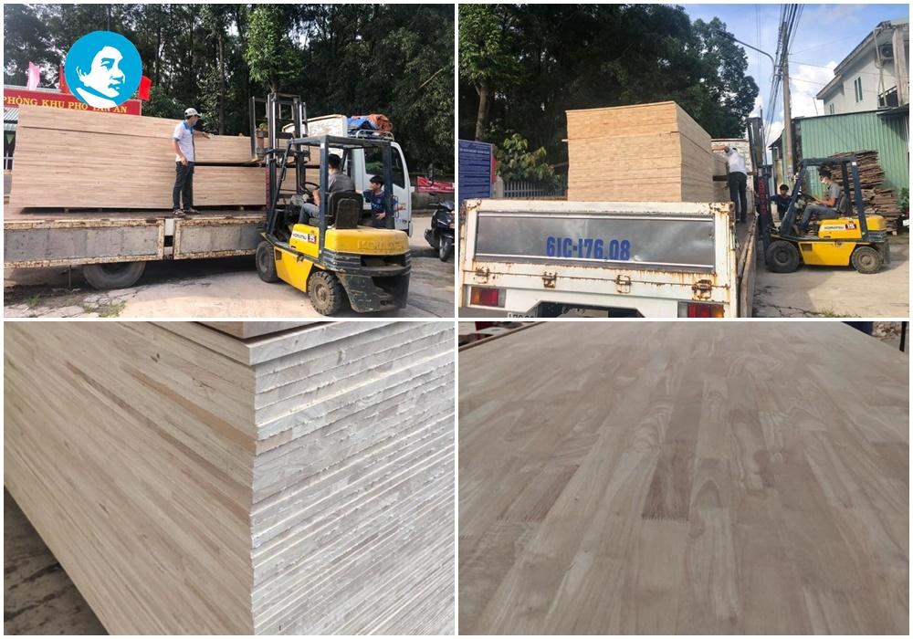 Nguyên Gỗ - thương hiệu sản xuất và cung cấp ván gỗ ghép cao su uy tín nhất TPHCM