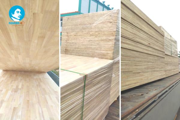 Nguyên Gỗ người bạn đồng hành đáng tin cậy của mọi sản phẩm gỗ ghép cao su